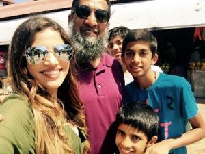 Diamonds La Gemma Dell est on Zanzibar Sader family