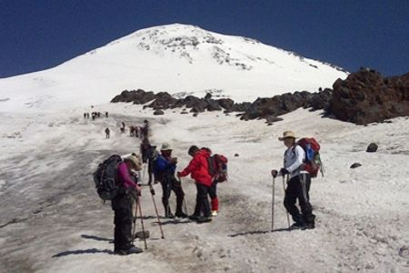 Elbrus image on home page