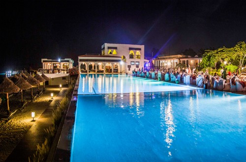 Hideaway of Nungwi Resort and Spa Zanzibar Gala Nights