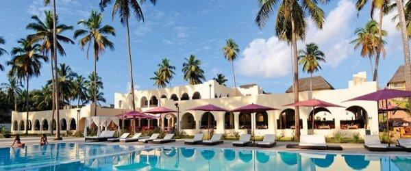 Zanzibar resort Dream of Zanzibar