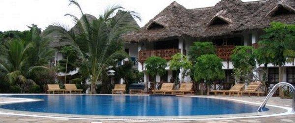 Zanzibar resort Langi Langi Beach Bungalows