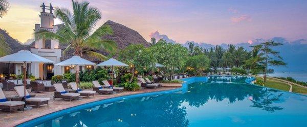 Zanzibar resort Sea Cliff Resort and Spa Zanzibar