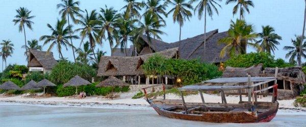 Zanzibar resorts Azanzi Beach Hotel