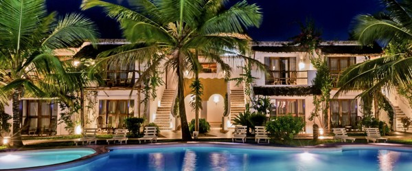 Zanzibar resorts My Blue Hotel Zanzibar