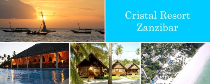 Cristal Resort Zanzibar packages