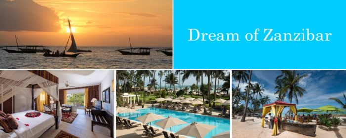 Dream of Zanzibar packages