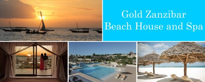 Gold Zanzibar Beach House and Spa packages