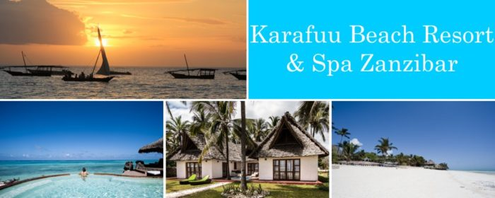 Karafuu Beach Resort and Spa Zanzibar packages