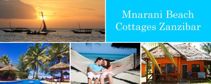 Mnarani Beach Cottages Zanzibar packages