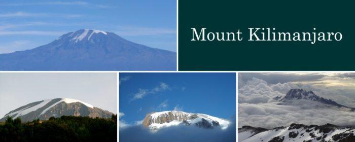 Mount Kilimanjaro home