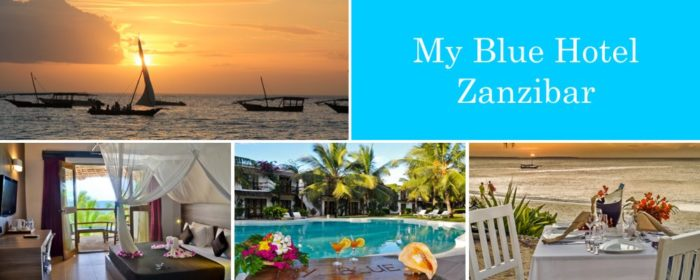 My Blue Hotel Zanzibar packages