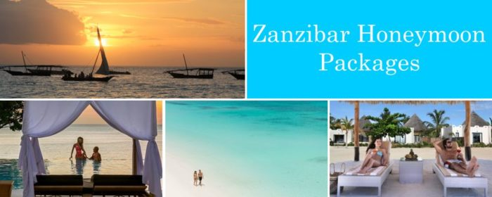 Zanzibar honeymoon packages