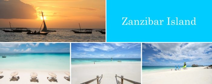 Packages to Zanzibar